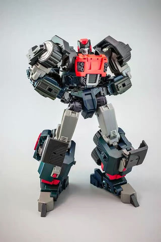 Mastermind Creations MMC R-34 R34 Cylindrus (IDW Roller) 19cm