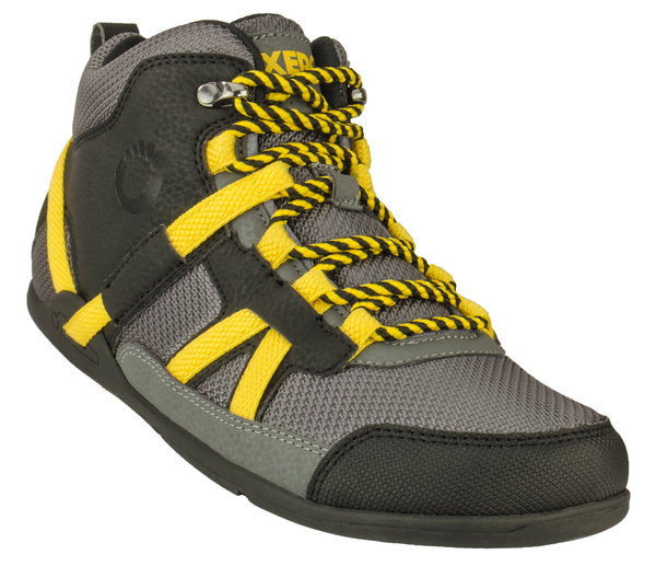 DayLite Hiker Minimal Boot Black/Yellow for Men