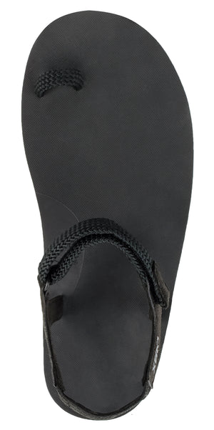 Jessie Fun Sandal  Black Top View