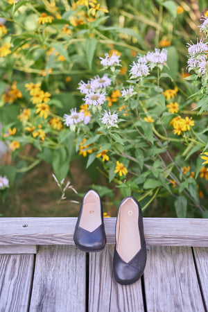Dressy Leather Flats -Phoenix from Xero