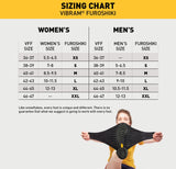 Furoshiki Wrapping Sole Minimal Shoes Size Chart