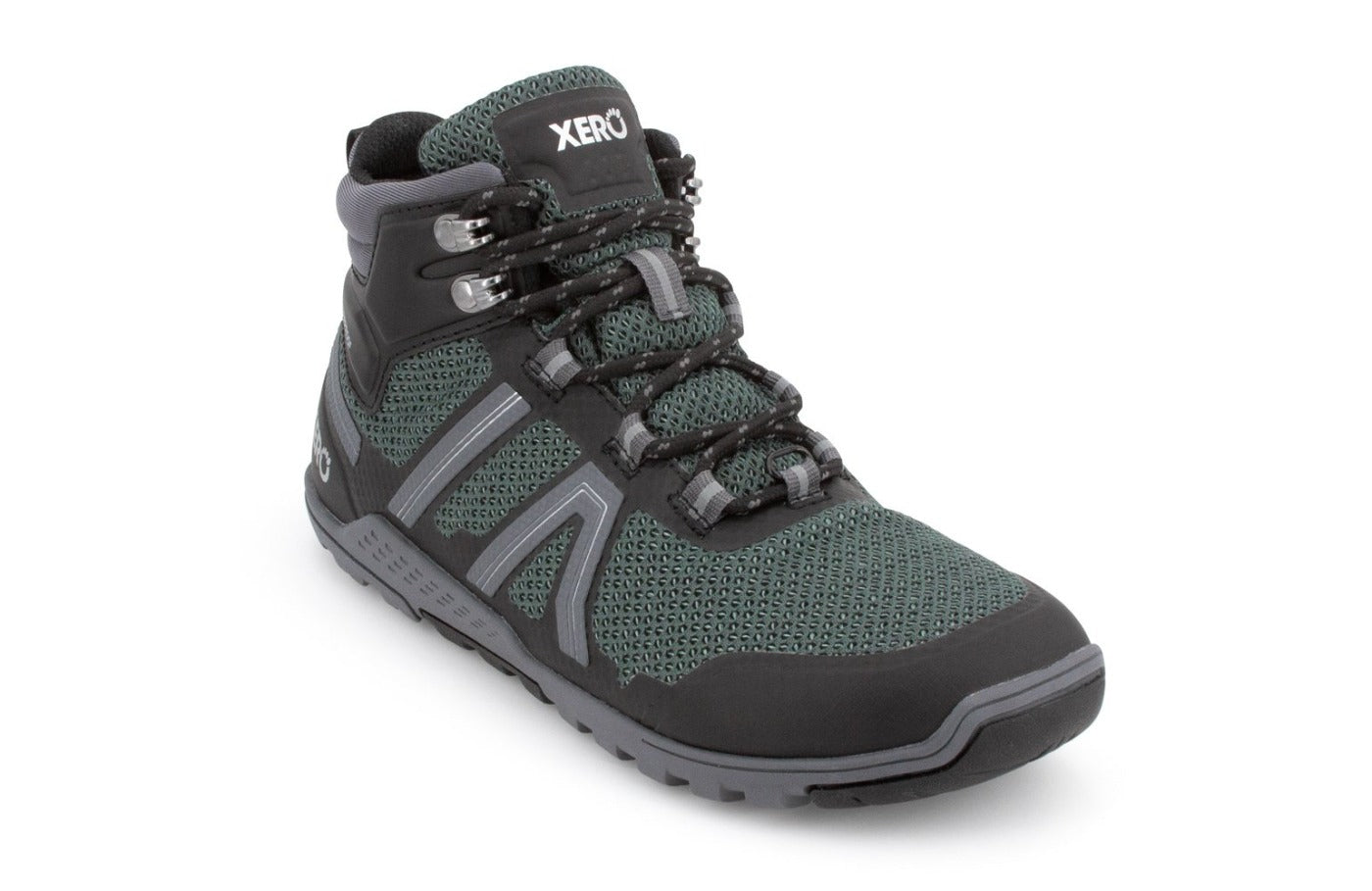 New Xero Shoes Xcursion Fusion Spruce Women Hiking Trail Running Outdoors