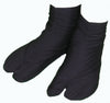 Traditional Black Cotton Tabi Socks