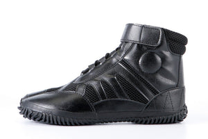 Single Black Tabi Sneaker