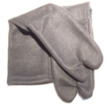 Fleece Jikatabi Liner - Warm Tall Fleece Tabi Socks