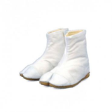 White Tabi Boots
