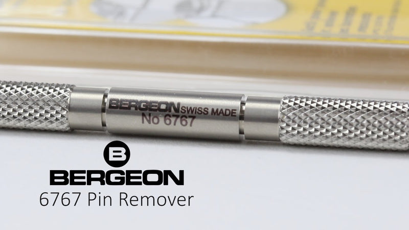 Bergeon 6767-F Watch Strap Spring Bar Tool