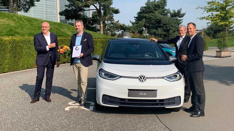 Volkswagen Starts Deliveries Of ID.3 1ST