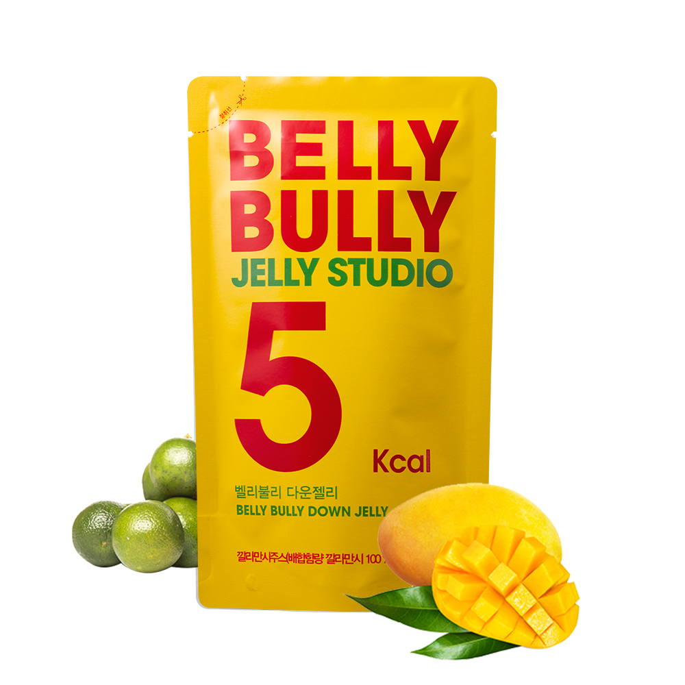 10 Count, Belly Bully Down Jelly-Wild Mango Calamansi