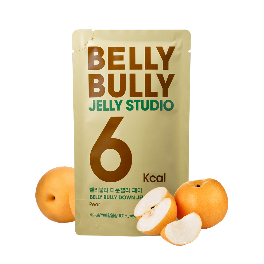 10 Count, Belly Bully Down Jelly-Pear