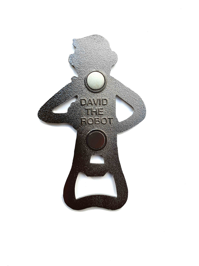 Forey Man Magnetic Bottle Opener