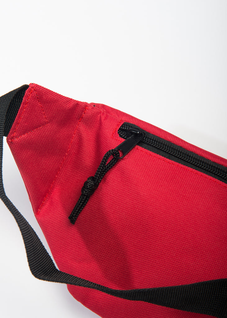 Pervert Club Bum Bag Red