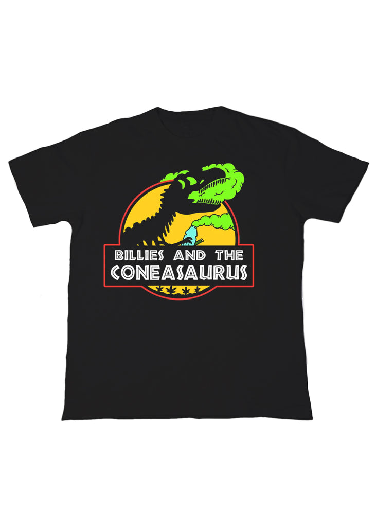 BILLIES AND THE CONEASAURUS Tee