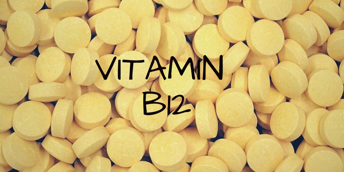 Let's talk about Vitamin B12