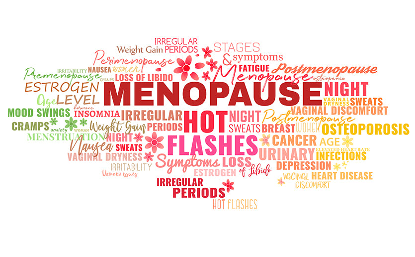 Let's talk about Menopause...