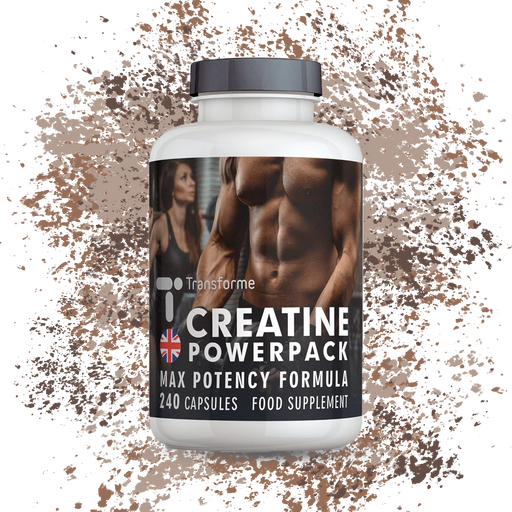 Creatine Monohydrate Capsules 4200mg Serving, with Alpha Lipoic Acid, Zinc, Vitamin D3 & B12
