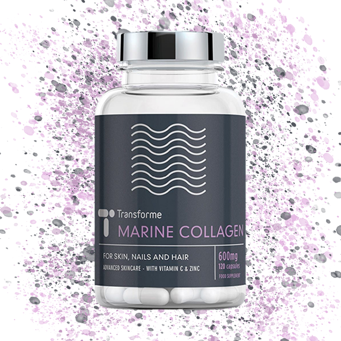 Marine Collagen High Absorption Hydrolysed Peptides with Vitamin C & Zinc