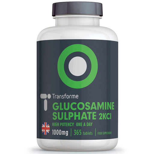 Glucosamine Sulphate 1000mg Vegetarian & Vegan High Strength Coated Tablets