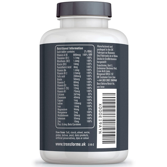 Multivitamins & Minerals, Multimax A-Z Vitamin Support, One A Day Vegetarian & Vegan Tablets