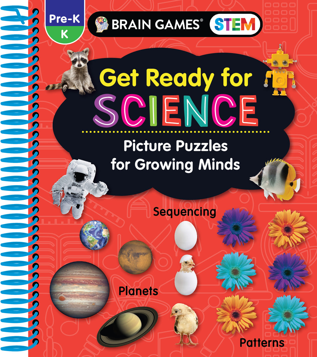 Brain Games STEM Get Ready for Science