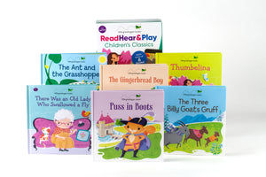 Read Hear & Play: Children's Classics