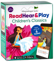Load image into Gallery viewer, Read Hear & Play: Children's Classics