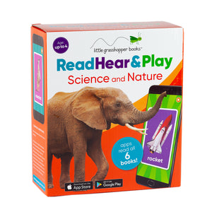 Read Hear & Play: Science and Nature
