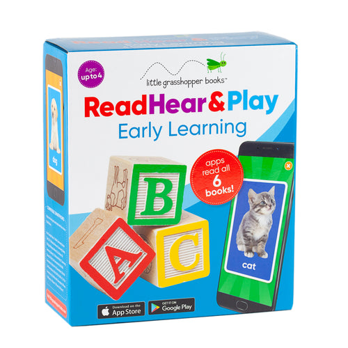 Read Hear & Play: Early Learning