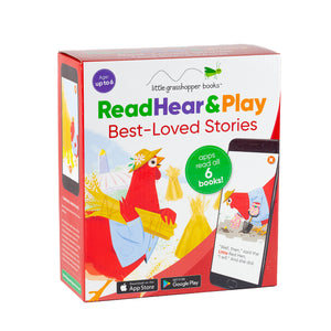 Read Hear & Play: Best-Loved Stories