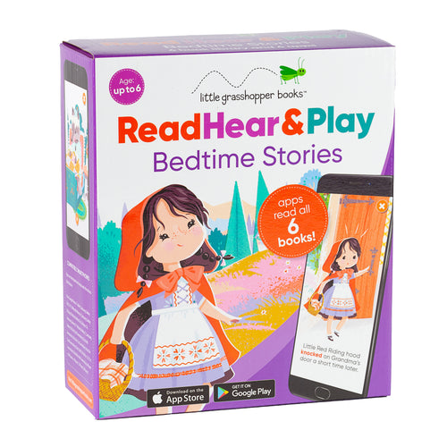 Read Hear & Play: Bedtime Stories