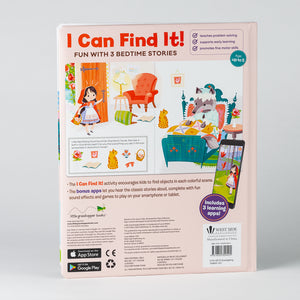 I Can Find It! Bedtime Stories