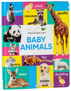 Early Learning Baby Animals