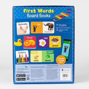 First Words: 12-Book Boxed Set