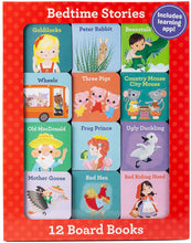 Load image into Gallery viewer, Bedtime Stories: 12-Book Boxed Set