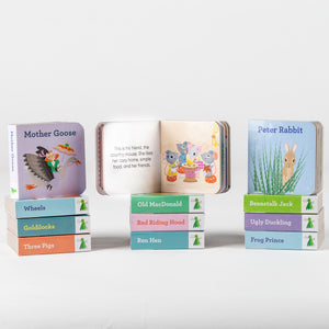 Bedtime Stories: 12-Book Boxed Set