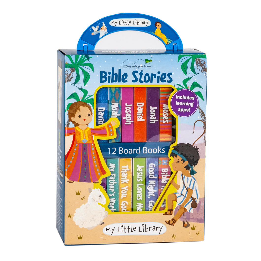 Little Library Bible Stories