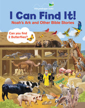Load image into Gallery viewer, I Can Find It! Noah's Ark and Other Bible Stories