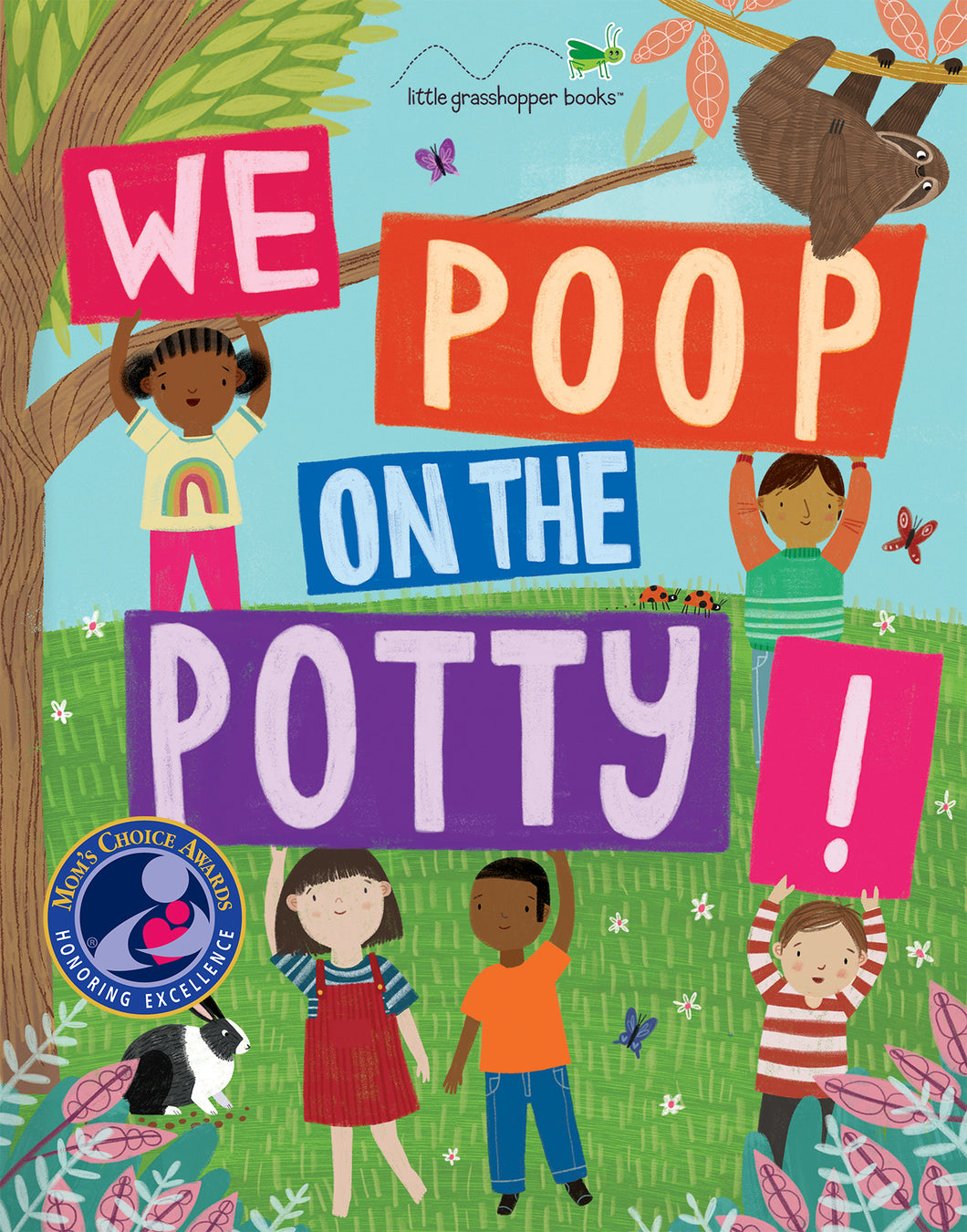 We Poop on the Potty!