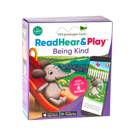 Read Hear & Play: Being Kind
