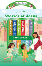 Load image into Gallery viewer, Little Library Stories of Jesus
