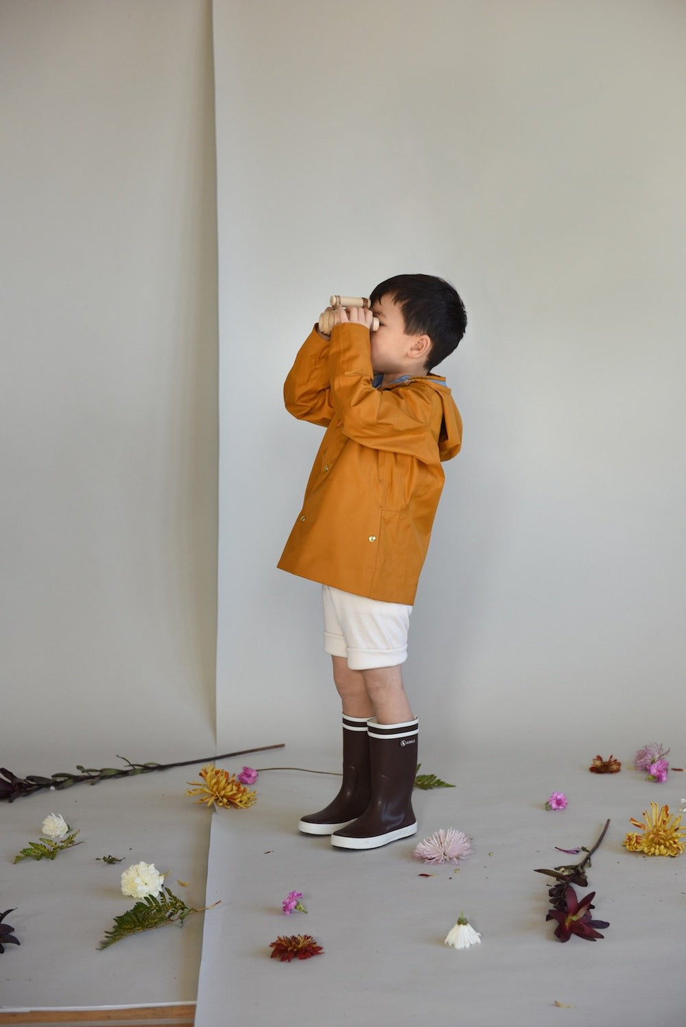 Classic Raincoat - Balsam - Pre-Order Deliver by April 15th