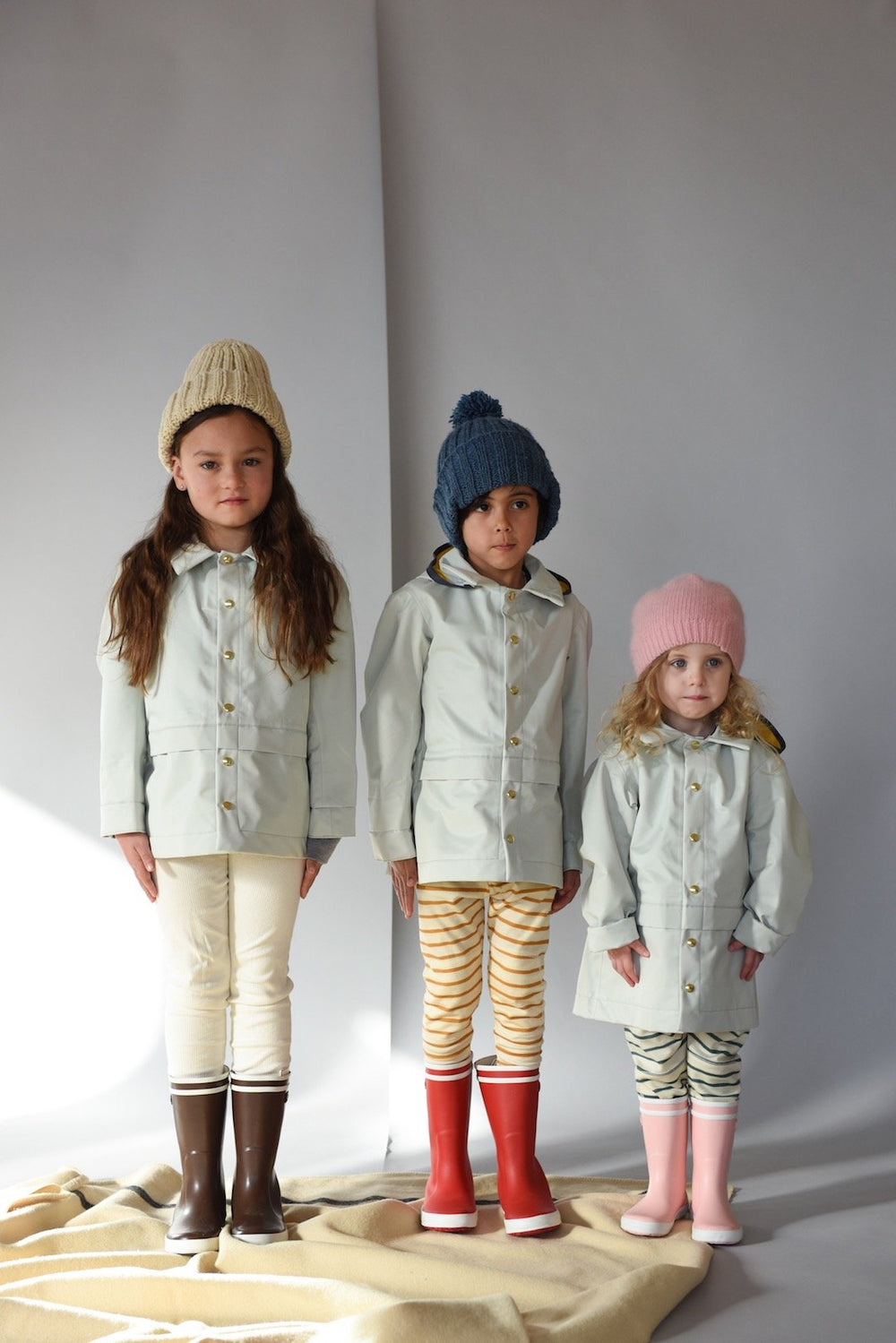 Raincoat Mint - 25% off!