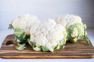 The Increased Use of Cauliflower In Baby Food