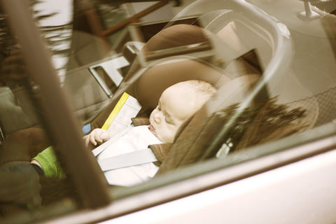 Kids Left in Hot Car: Dangers and How to Prevent It