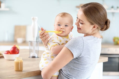 Toxic Chemicals Found In Majority of Baby Foods
