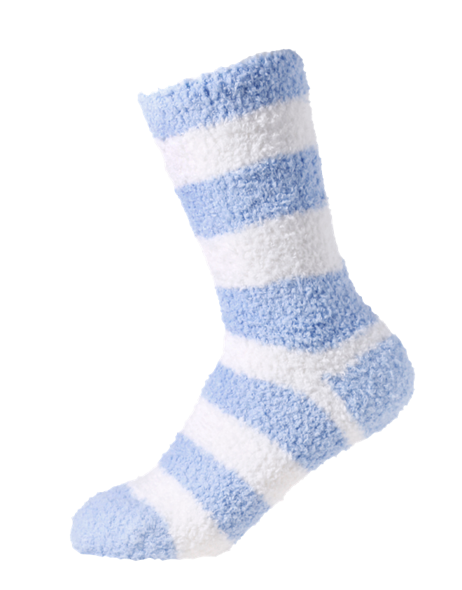 Adults' Bed Socks [Non-Slip] SOX&LOX 100% comfortable best socks