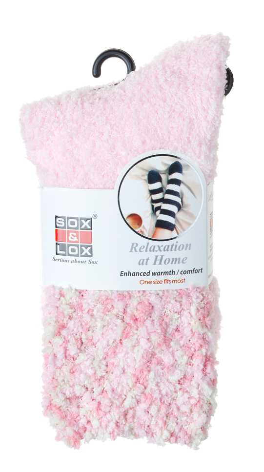 Adults' Bed Socks SOX&LOX 100% comfortable best socks