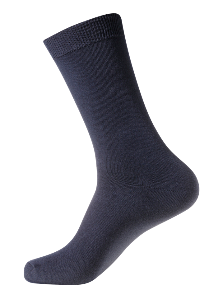 Men's Diabetic Friendly Comfort Top SOX&LOX 100% comfortable best socks