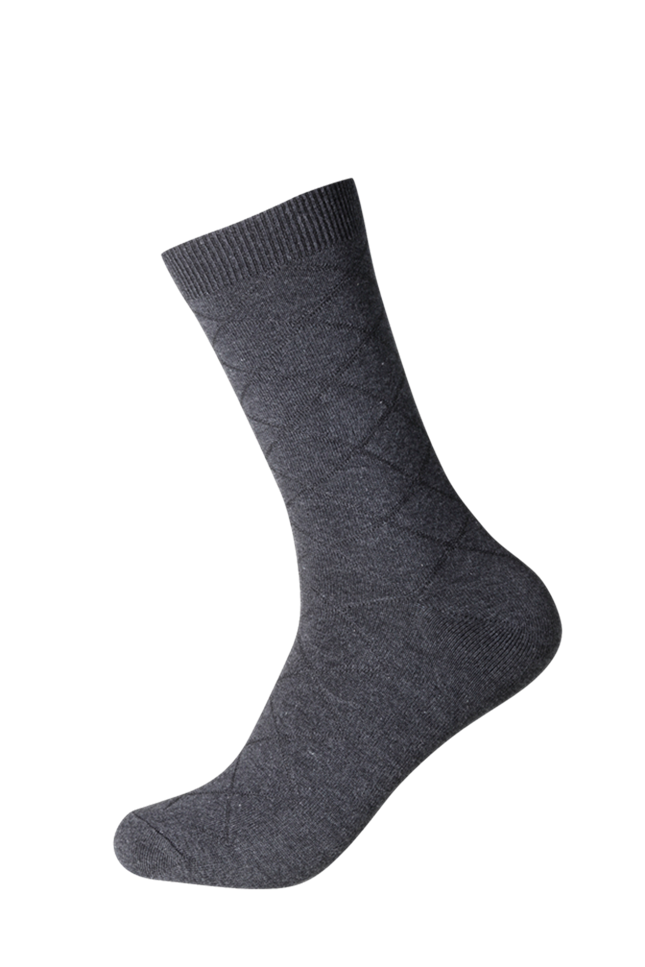 Men's Business Classic Diabetic Friendly SOX&LOX 100% comfortable best socks