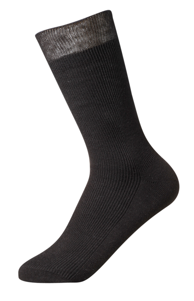 Ladies' Diabetic Friendly Comfort Top SOX&LOX 100% comfortable best socks